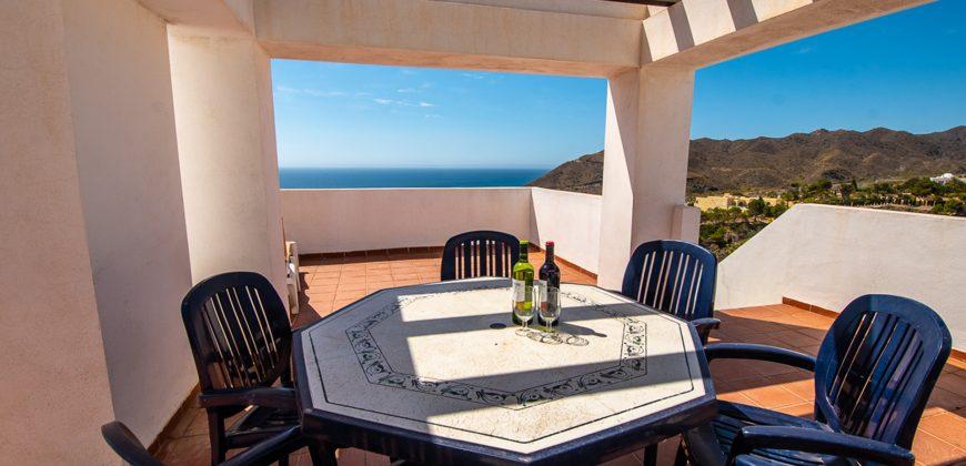 Luxury Sea View Penthouse For Sale 169.000€