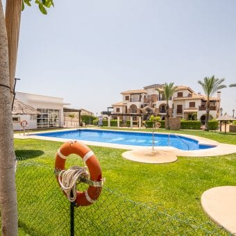 Lovely Bungalow for sale Vera Playa 99.000€
