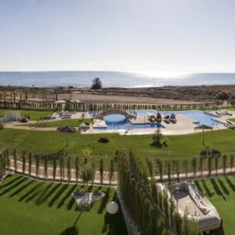 Luxury Beachfront Apartments from 92.000€
