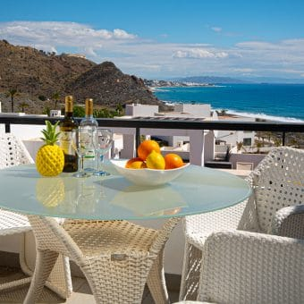 Magnificent Panoramic Views Apartments Breathtaking Views of the Sea and Mountains In Mojacar Playa