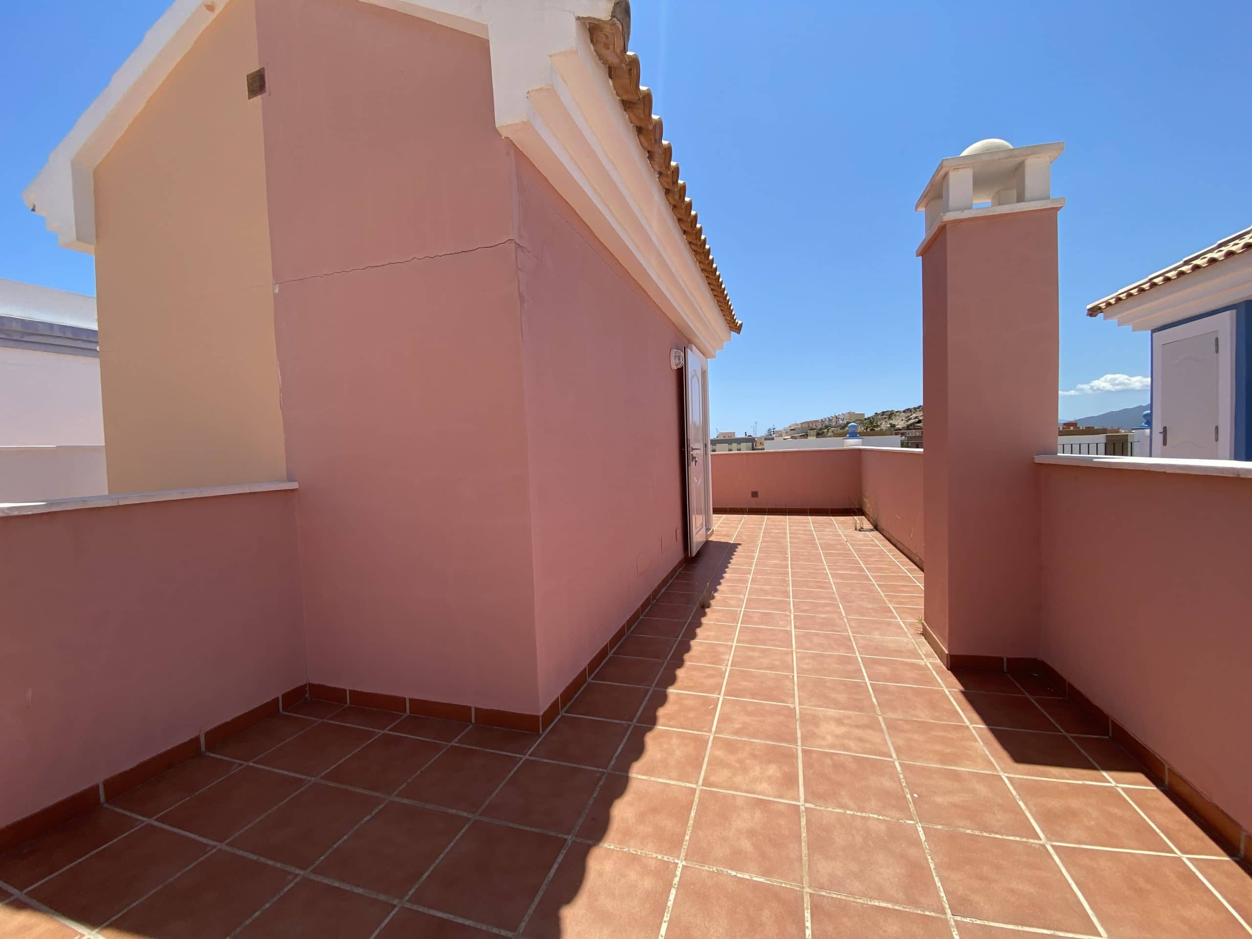 Villas with Sun Terrace and Sea View 91.500€