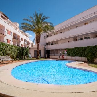 Real Bargain 2 bed Penthouse apartment in Vera