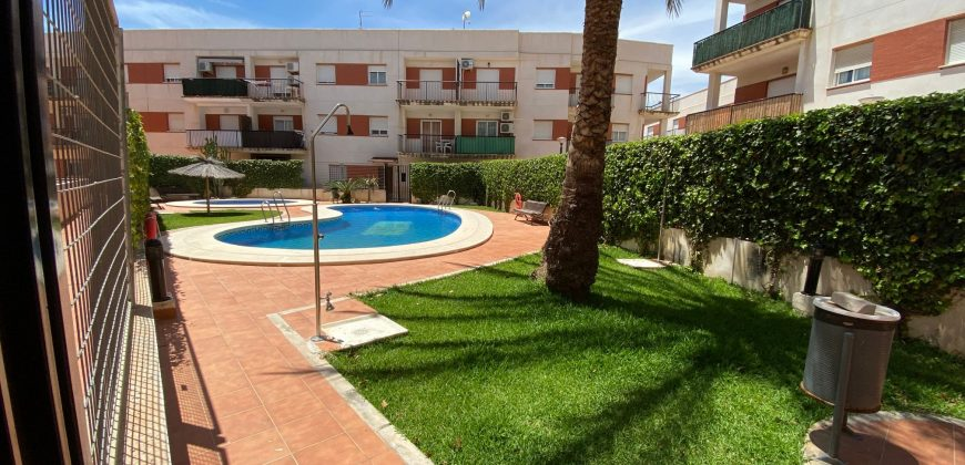 Real Bargain 2 bed Penthouse in Vera 79.000€