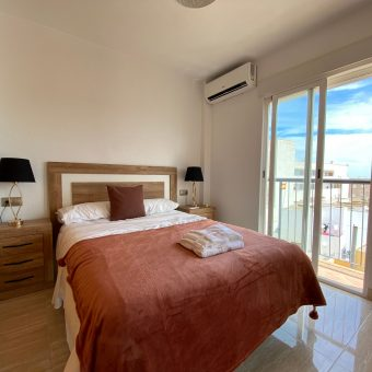 Luxury Penthouse 2 Bed. For Rent in Vera 695€