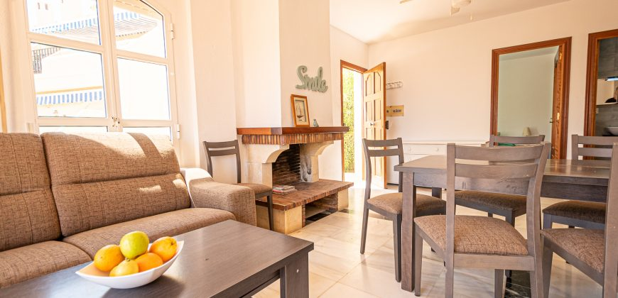 Lovely apartment in Mojacar Playa 2 bed 2 bath