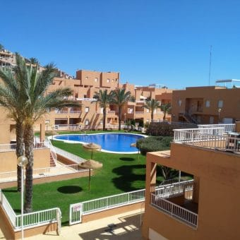 Luxury Apartments For Sale In Mojacar 81.500€