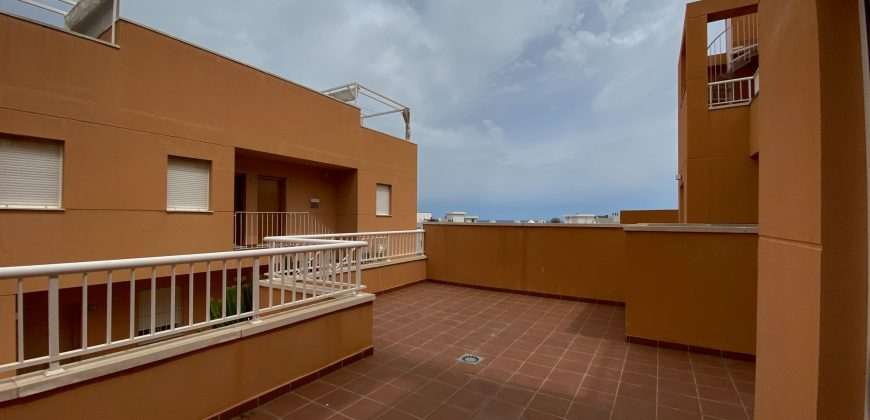 Luxury Apartments For Sale in Mojacar 70.464€