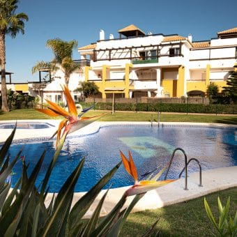 Luxury Beach Apartment in Vera Playa 72.000€