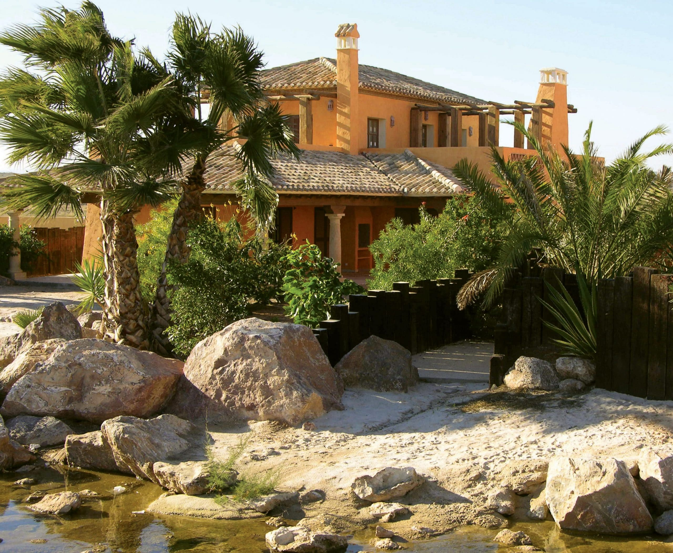 Luxurious Villas Desert Springs from 797.500€
