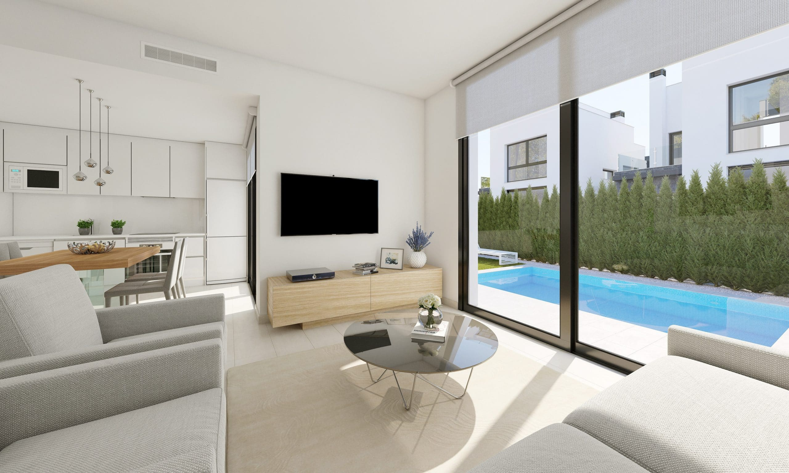 New Build Luxury Villas from 235.000€