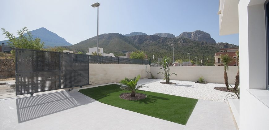 Luxury Bungalow in Polop From 155,000€