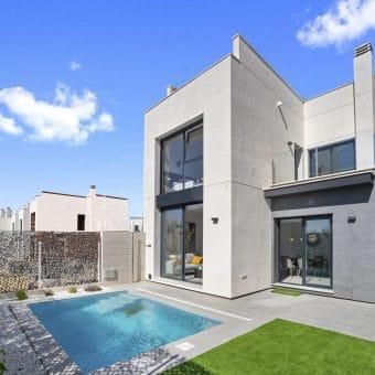 New Build Luxury Villas from 235.000€