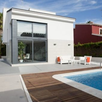 New Beach Luxury Villas from 325.000€