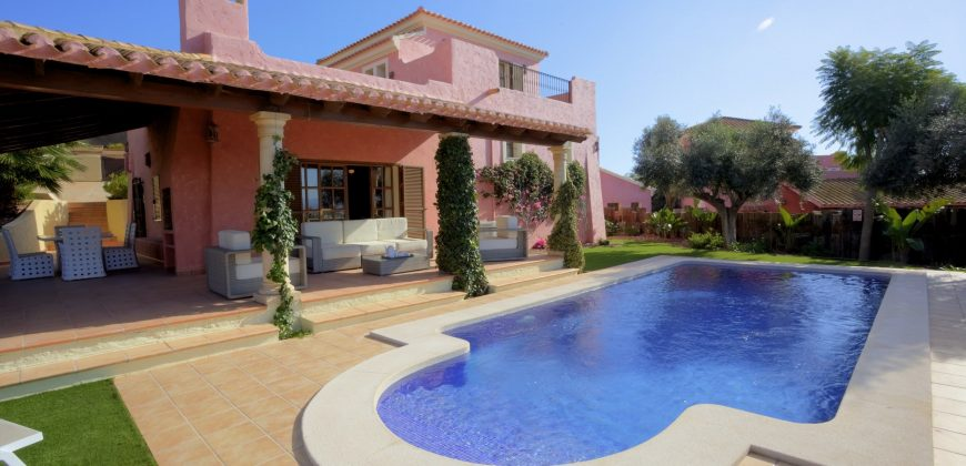 Luxurious Villas Desert Springs from 469.700€