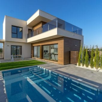 New Build Luxury Villas from 343.000€