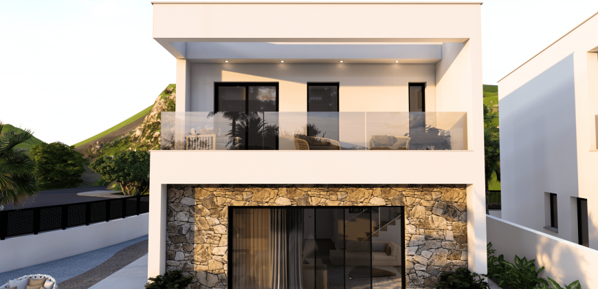 Luxurious Villas In Aguilas from 239,000€