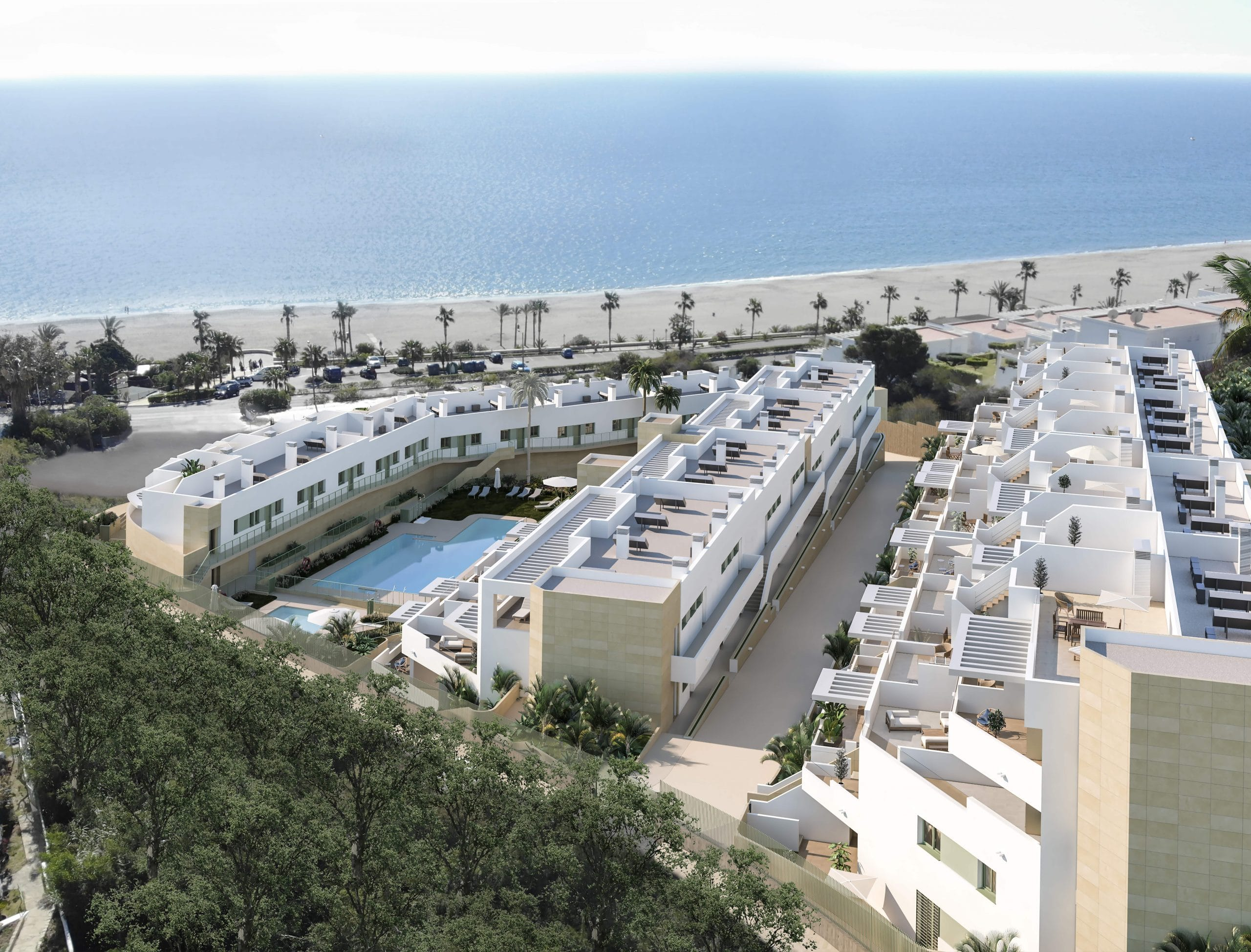 New Build Front Line Apartments from124.900€