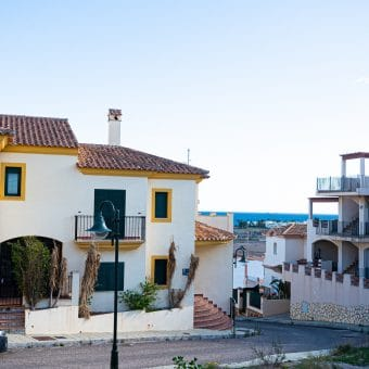 Villa For Sale in Palomares 160.000€