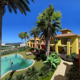 Luxury Townhouses Desert Springs 230.000€