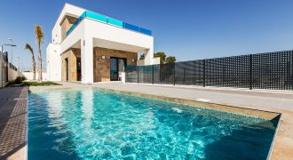 Luxury Villa in Bigastro for Sale from 219.500€
