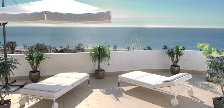 New Front Line Luxury Apartments in Mojacar