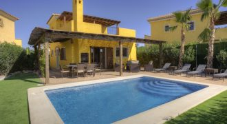 Villas For Sale in Desert Springs from 250,000€