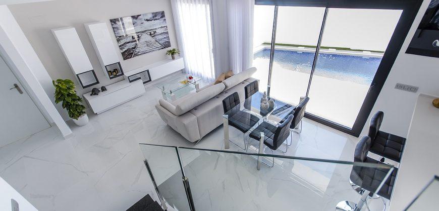Luxury Villas in Los Montesinos from 298.000€
