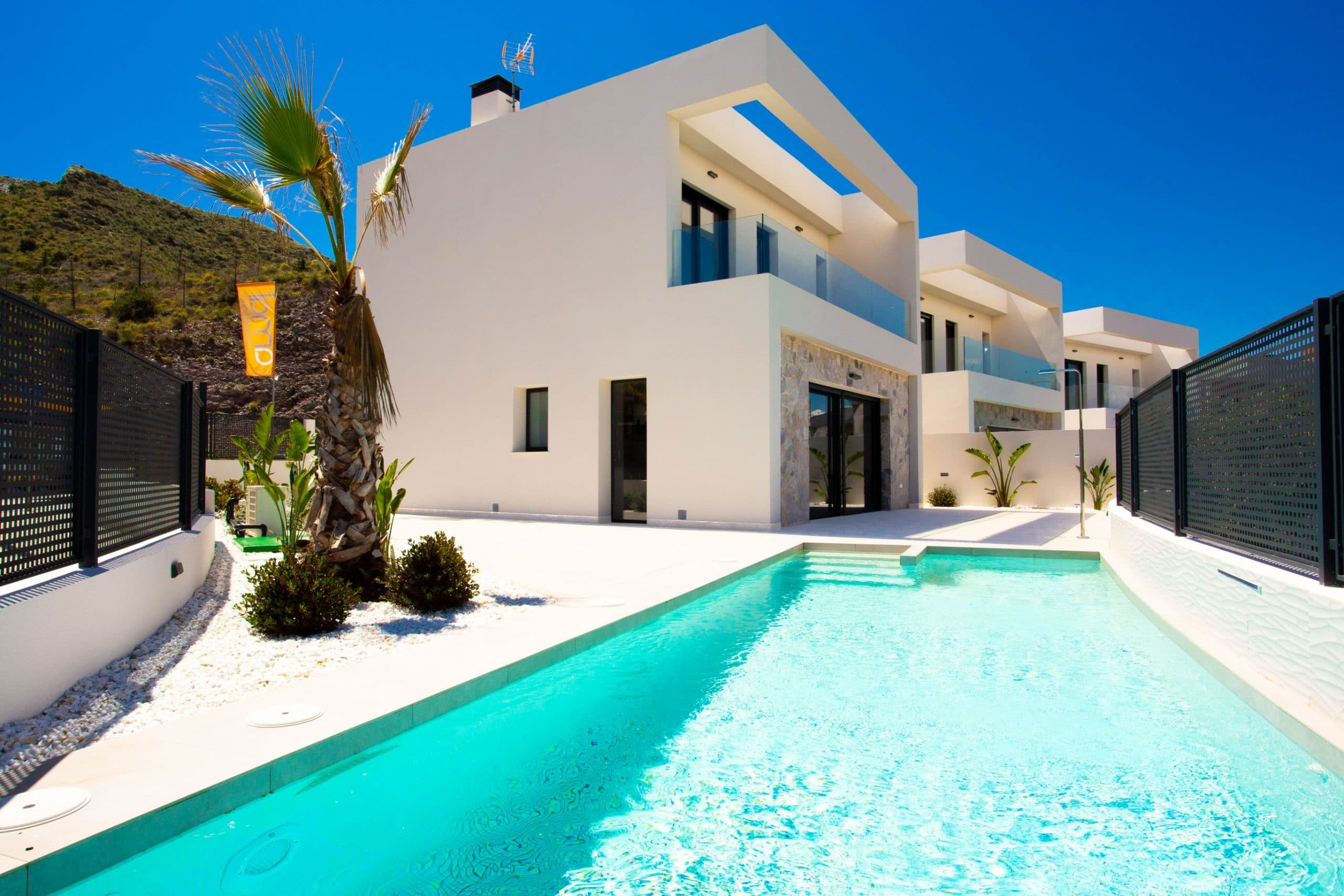 Luxurious Villas In Aguilas from 256.000€