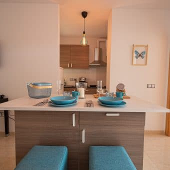 Winter Beach Apartment For Rent 995€
