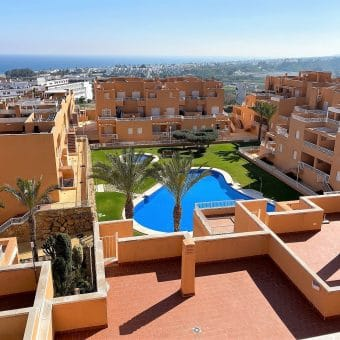 Luxury Penthouse For Sale In Mojacar 89.254€