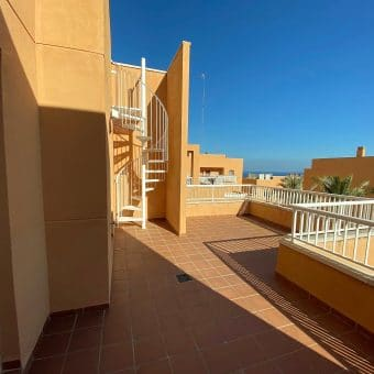 Luxury Penthouse For Sale In Mojacar 96.000€