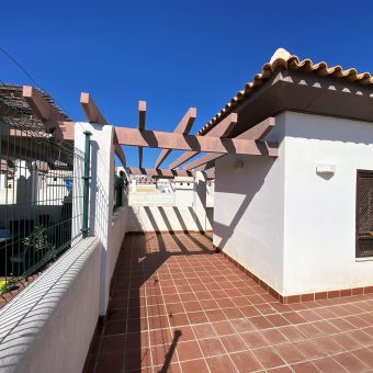 2 bed. Penthouse Sun Terrace in Vera 65.800€
