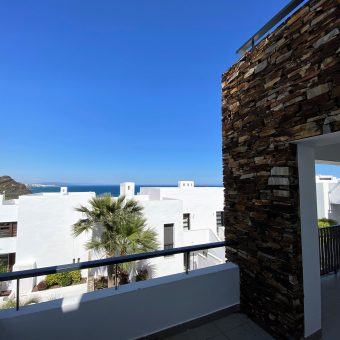 New Luxury 2 bed. 2 baths. Sea view 119.600€