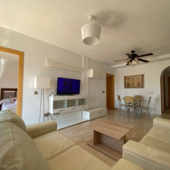 Beautiful Penthouse 2 Bed. For Rent in Vera 595€