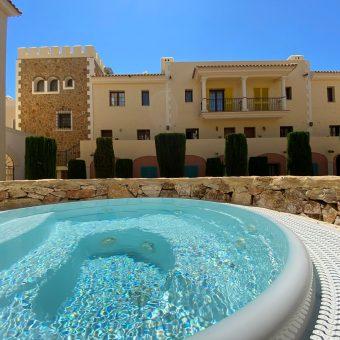 Luxury Penthouse with Sun Terrace 169.000€