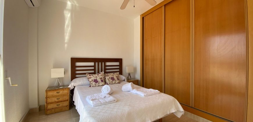 Luxury 2 bed. Penthouse in Vera 79.000€