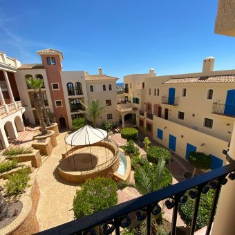 Cosy Penthouse 3 beds. 2 baths. in Villaricos