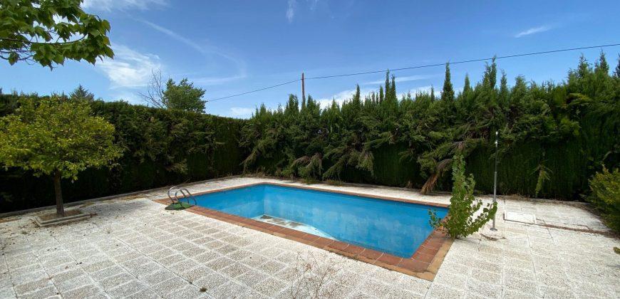 Lake House in Cubillas Park Granada 202.500€