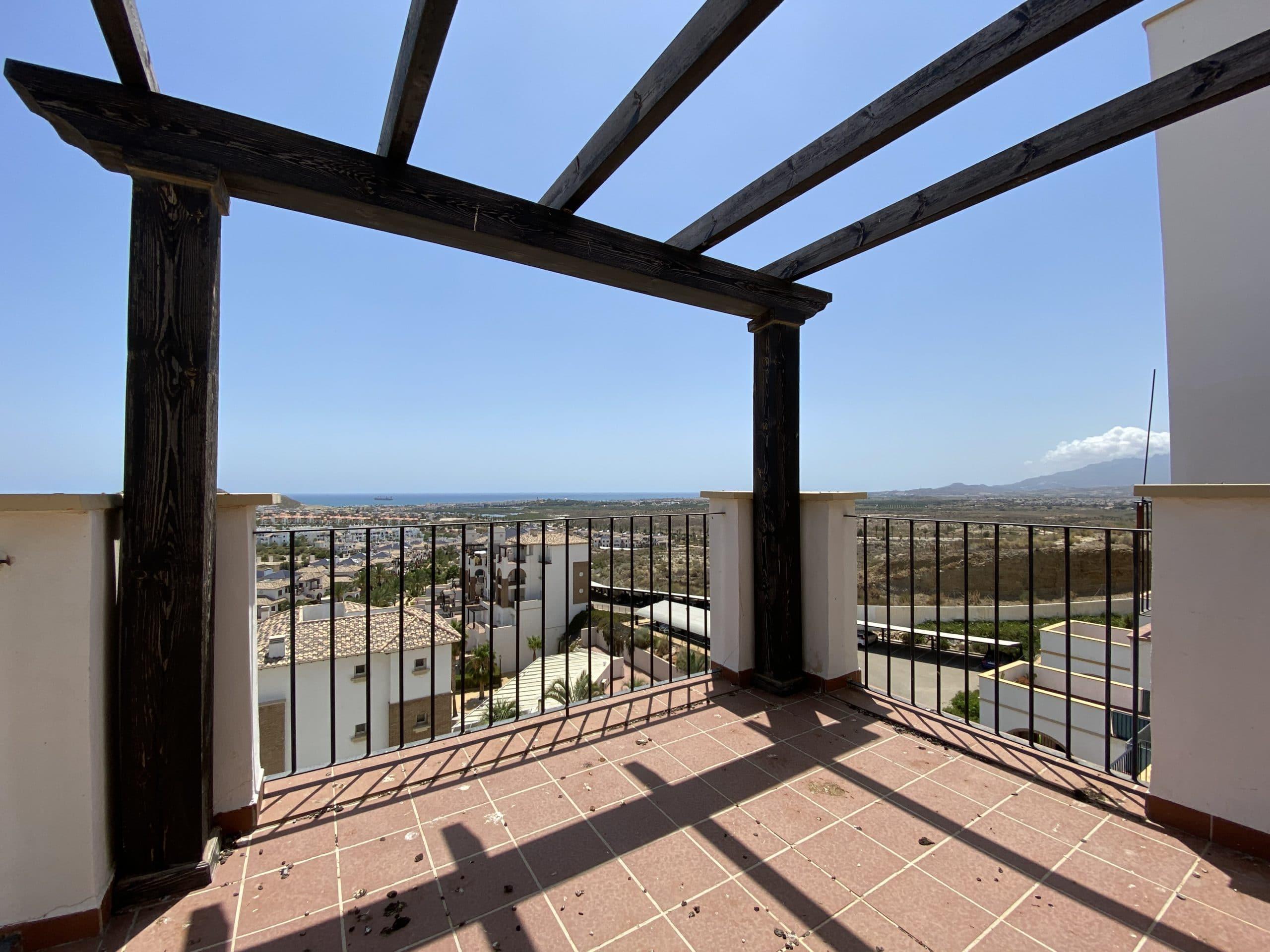 Luxusní Penthouse 2 lůžko ve Vera Playa 93.000 XNUMX €